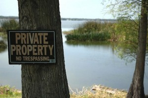 PrivateProperty_sign